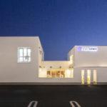 千葉県白井市のアインス診療所が竣工しました